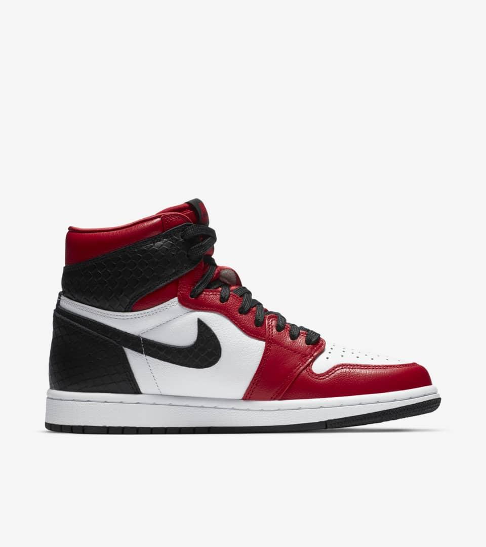 Air Jordan 1 High Og Satin Red Para Mujer Nike Snkrs Mx
