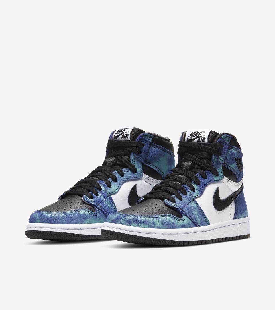Women's Air Jordan 1 'Tie-Dye' Release Date. Nike SNEAKRS GB