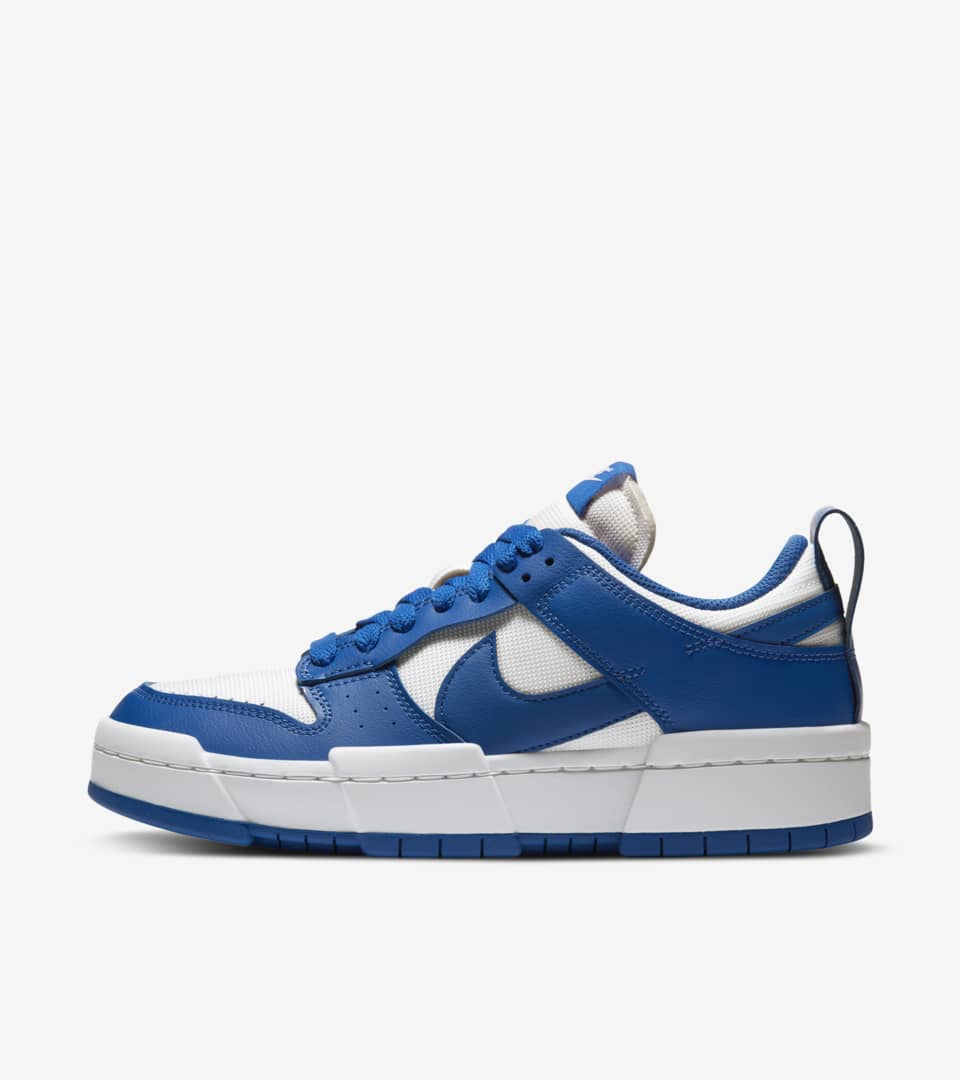 Dunk Low Disrupt 'Game Royal' Release