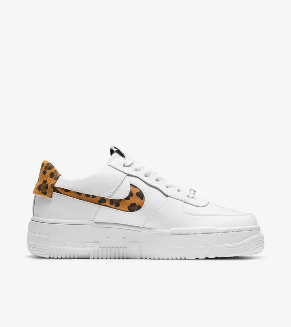 Women's Air Force 1 Pixel 'Leopard' Release Date. Nike SNKRS MY