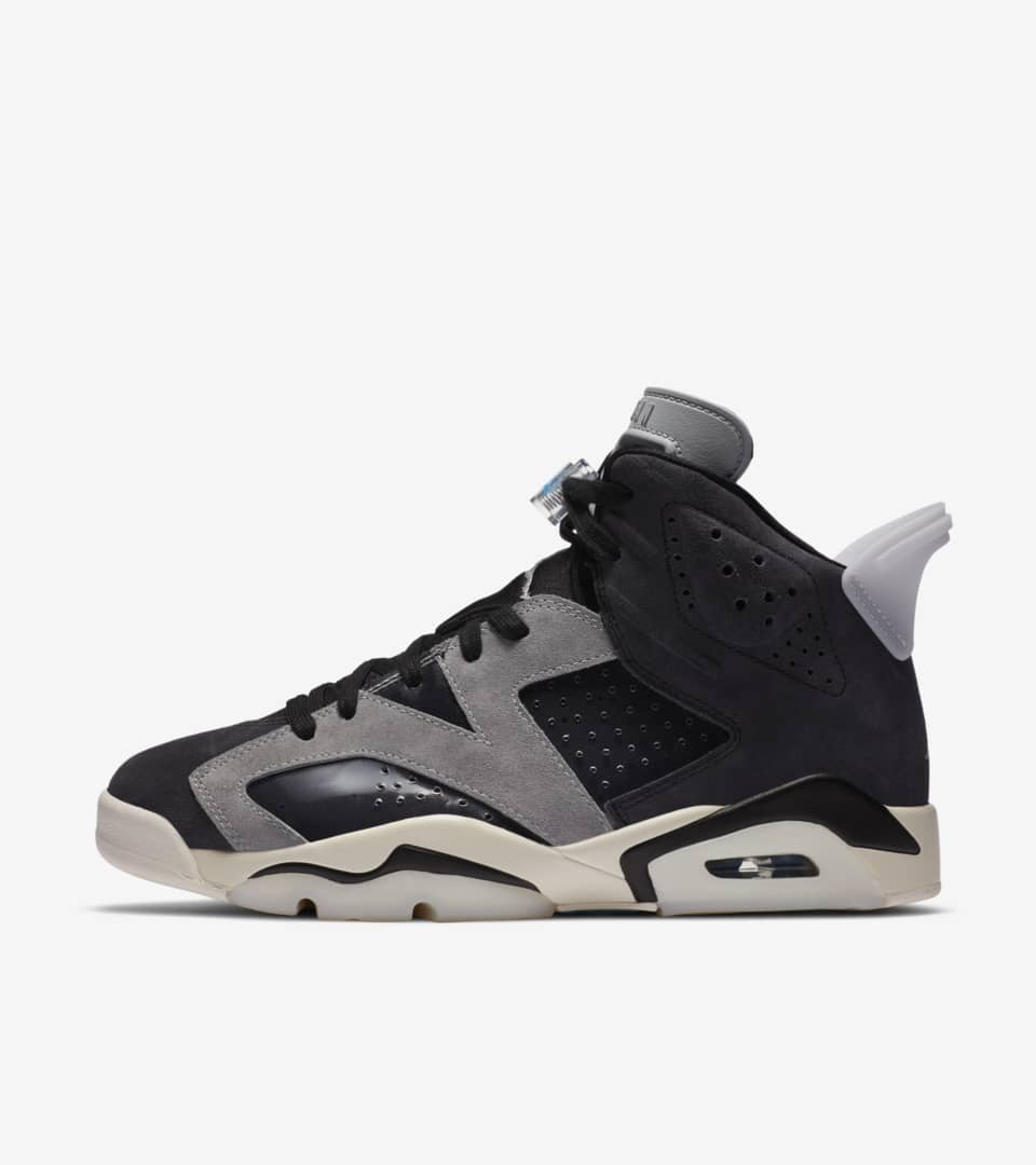 Air Jordan 6 'Tech Chrome' voor dames — releasedatum