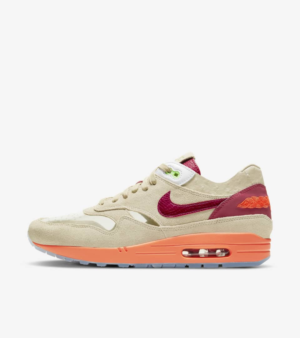 Air Max 1 x CLOT 'Net' Release Date. Nike SNKRS IN