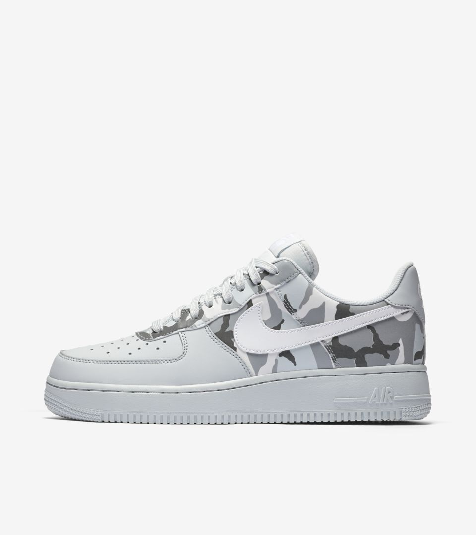 Nike Air Force 1 '07 Low Camo