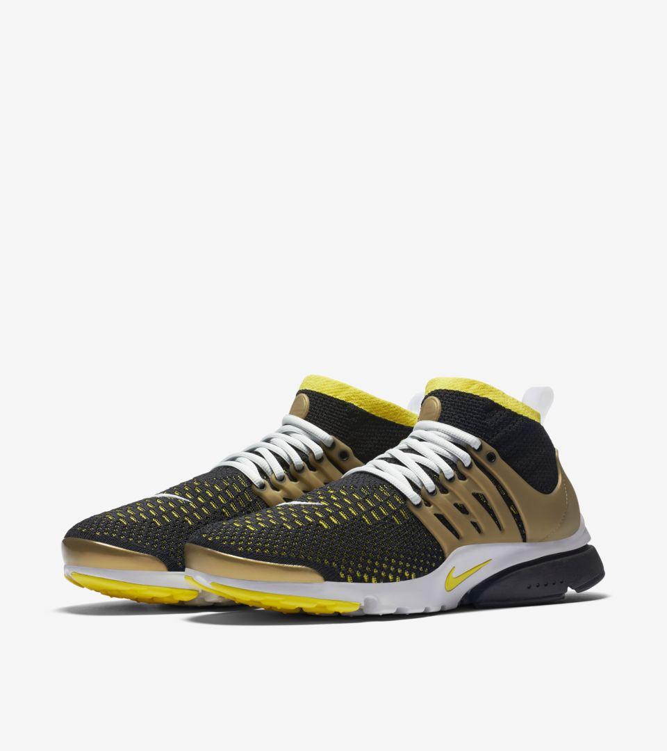 Nike Air Presto Ultra Flyknit 'Brutal Honey' Release Date