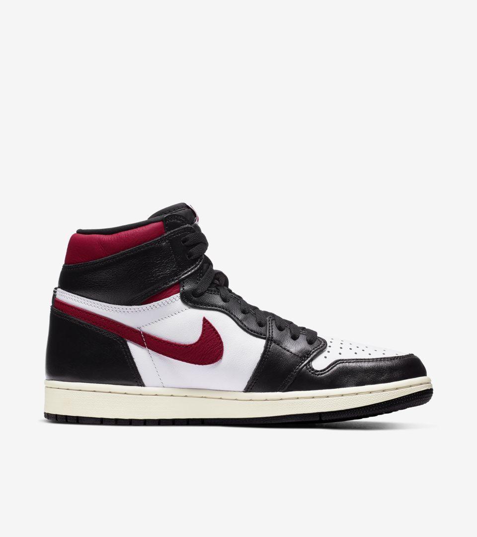 air jordan noir blanc et rouge
