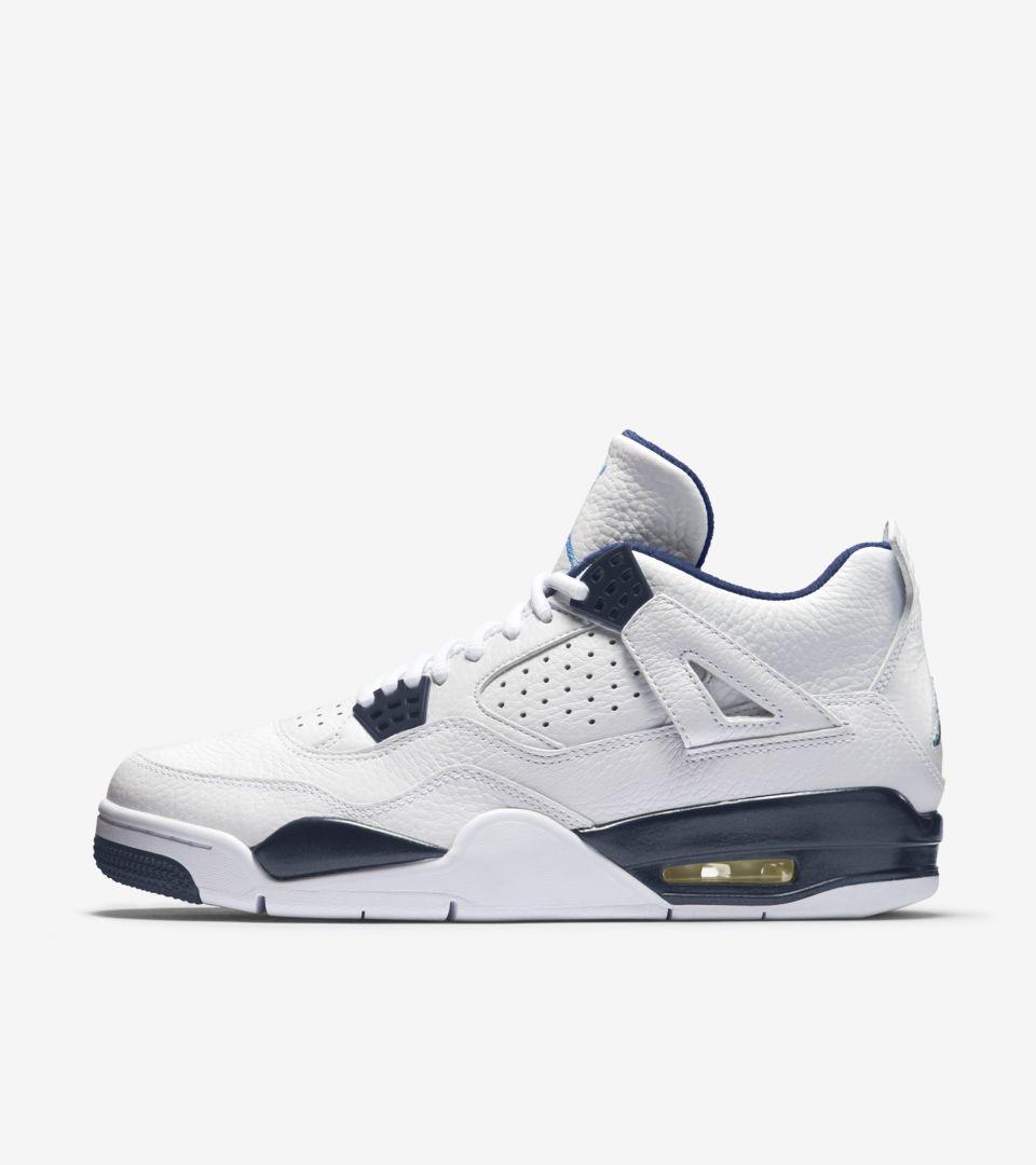 Air Jordan 4 Retro 'White Cement Grey' Release Date. Nike SNKRS