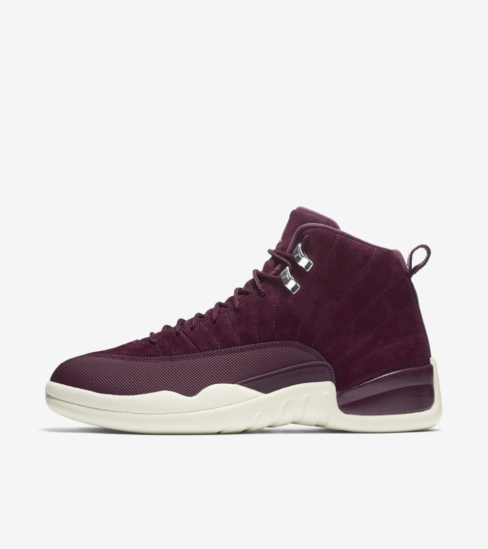 Air Jordan 12 Retro 'Bordeaux' Release Date. Nike SNKRS