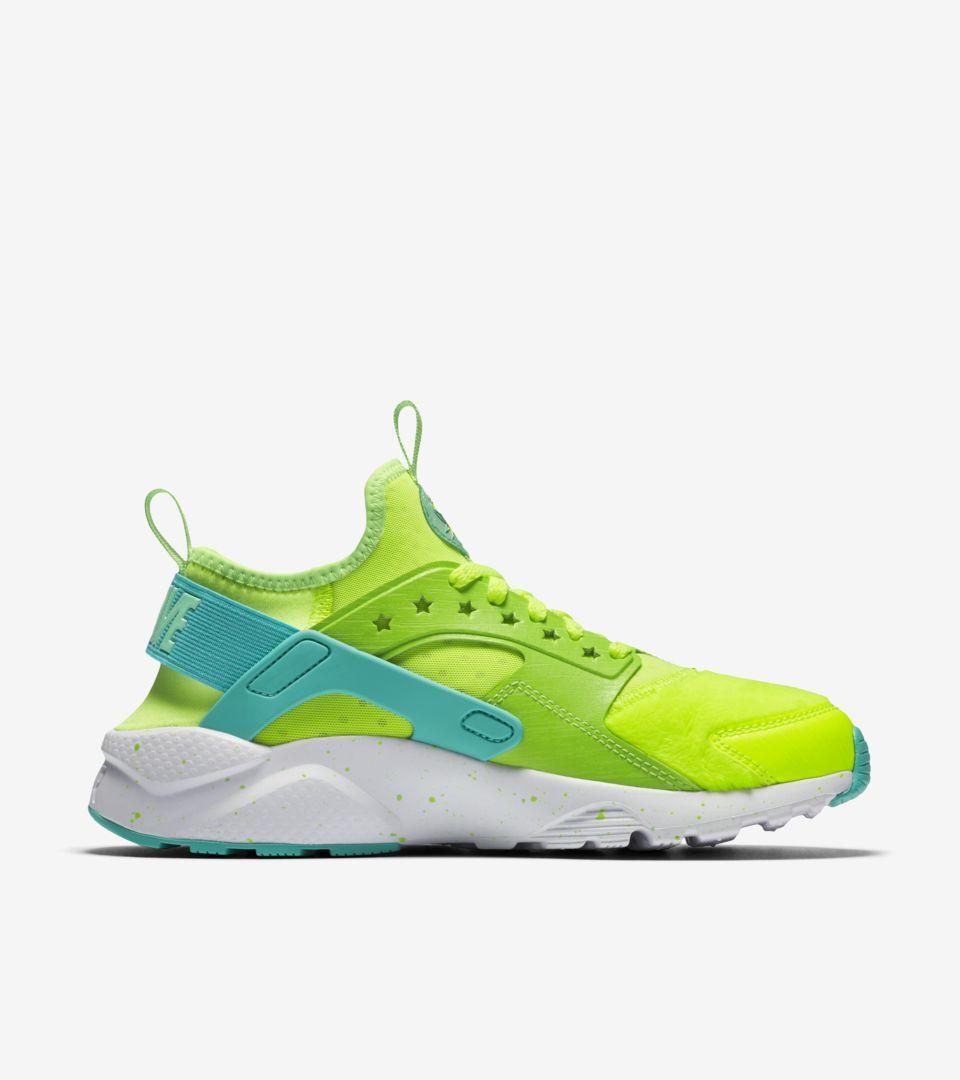 Braylin's Nike Air Huarache Ultra (Doernbecher)