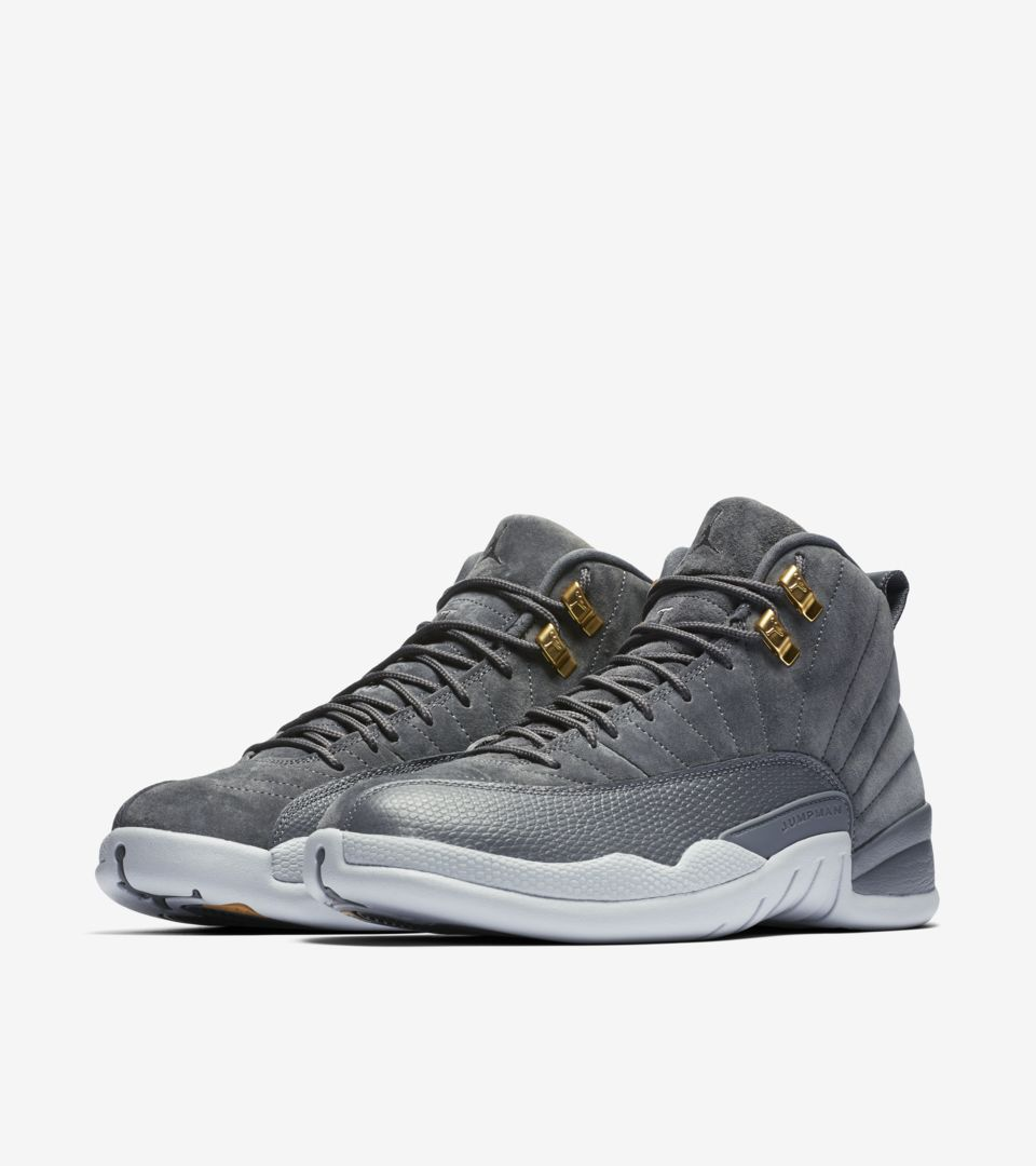 Date de sortie de la Air Jordan 12 Retro « Dark Grey ». Nike SNKRS LU