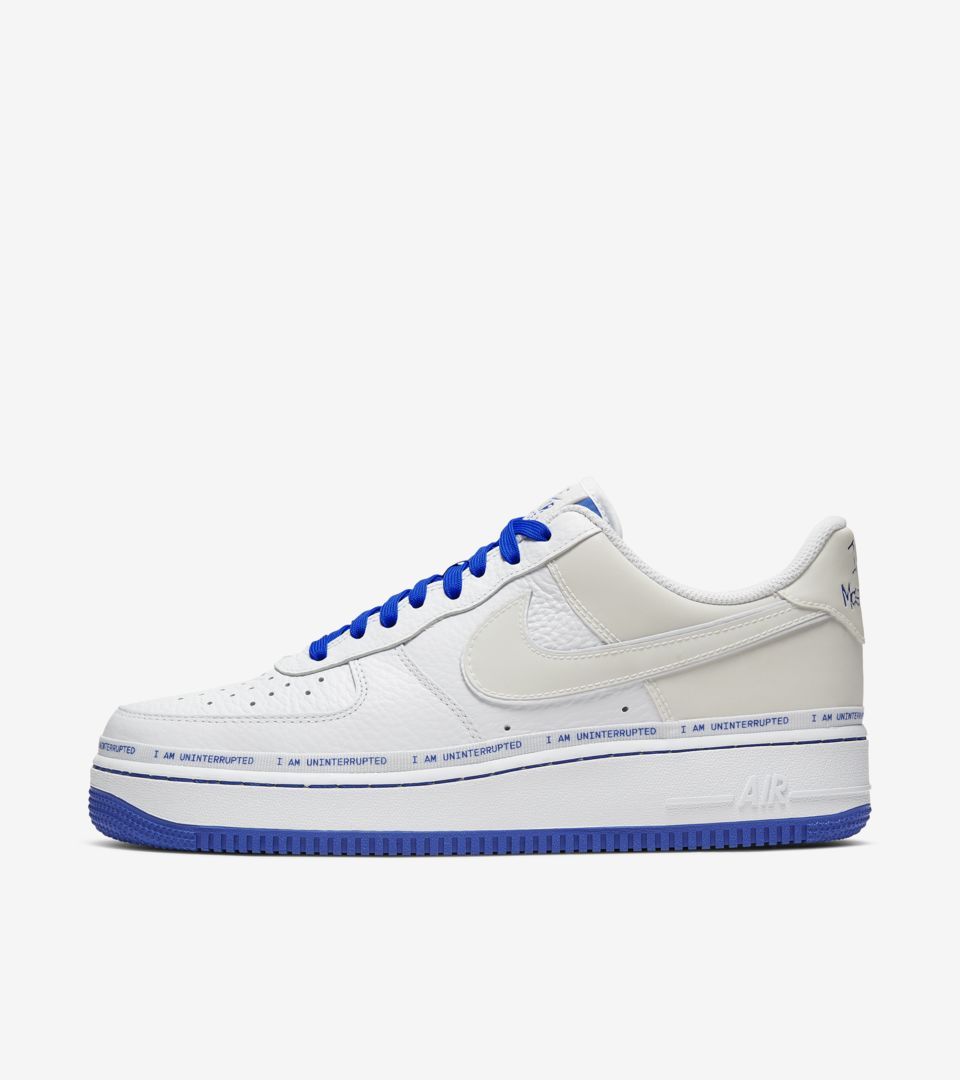 Nike Air Force 1 'More Than____ Release Date