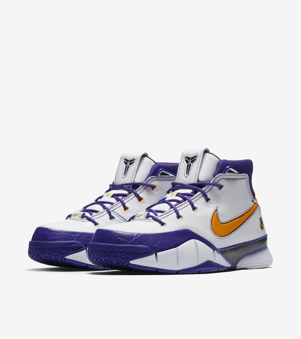 Nike Kobe 1 Protro 'Champions Think 16' Release Date
