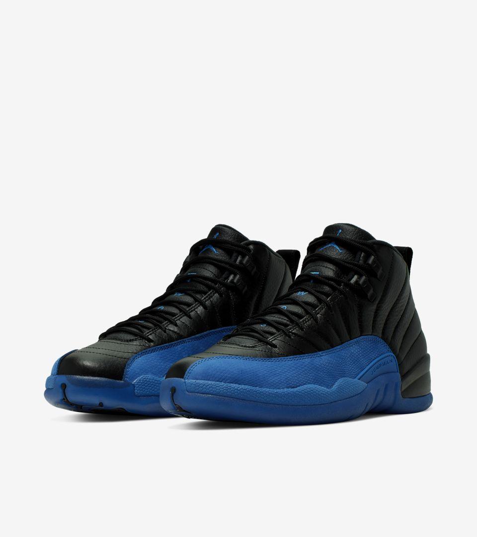 Air Jordan XII 'Game Royal' Release Date. Nike SNKRS ID