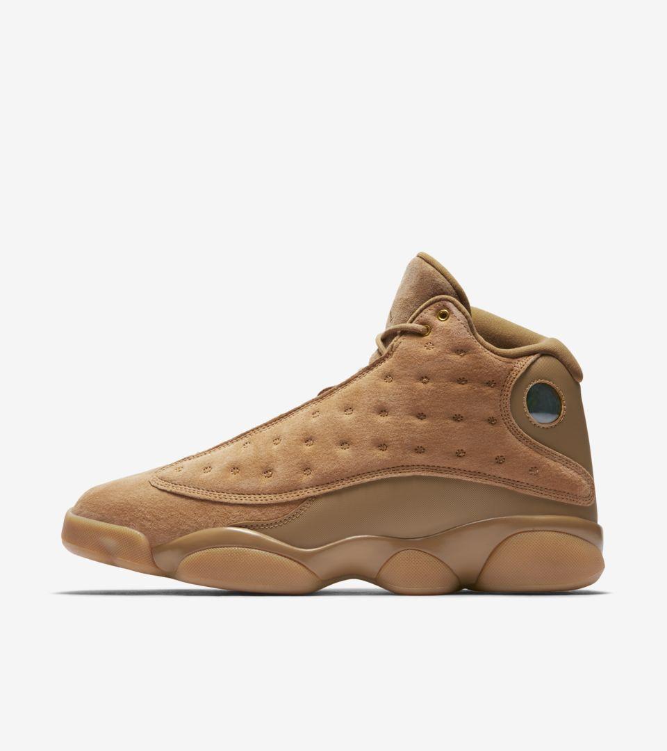 Air Jordan 13 'Wheat' Release Date. Nike SNKRS