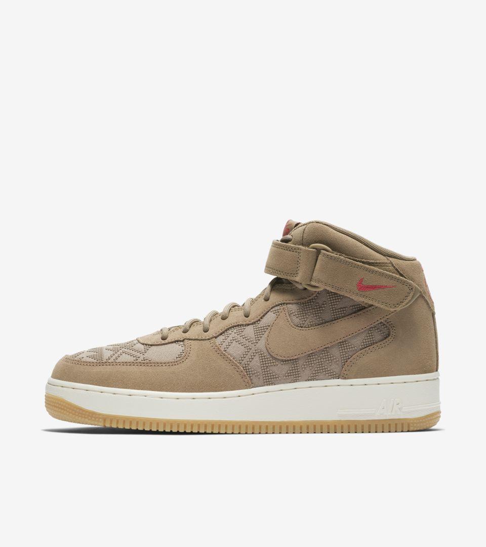 Nike Air Force 1 Mid '07 Premium N7