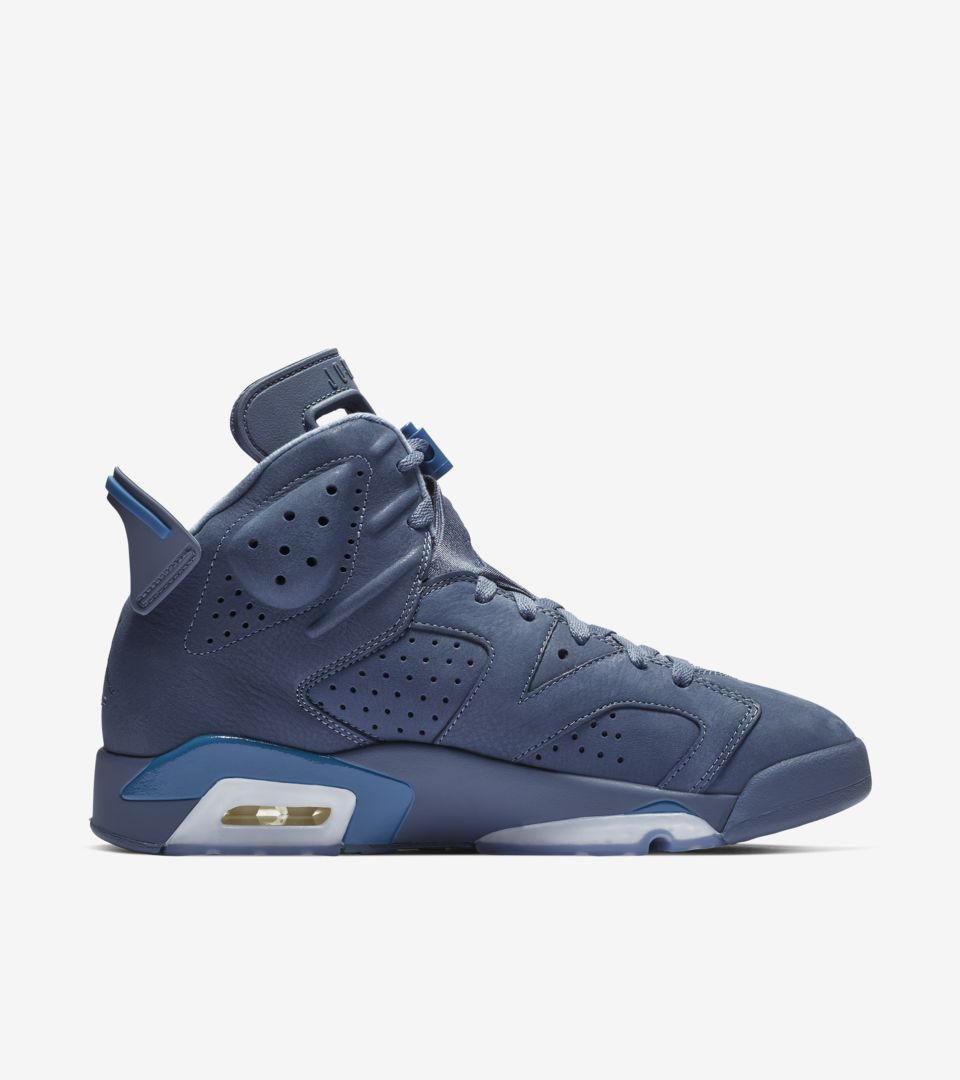 Air Jordan 6 'Diffused Blue & Court Blue' Release Date. Nike SNKRS