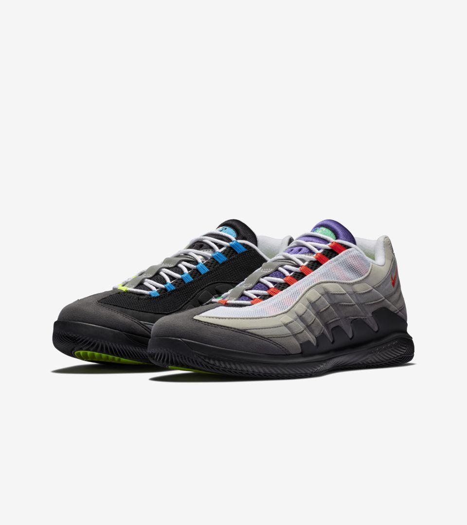 NikeCourt Vapor RF x AM95 'Greedy' Release Date