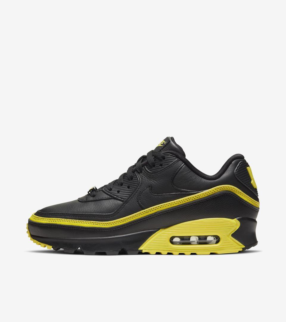 nike air max 90 yellow