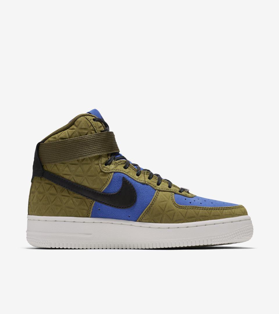 Nike Air Force 1 Hi Premium Suede