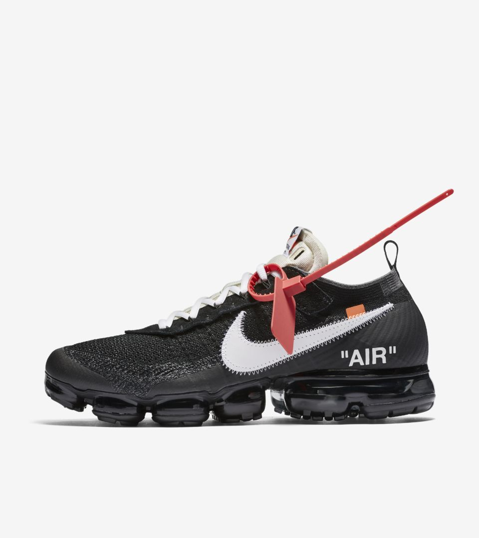 The 10: Nike Air VaporMax Flyknit x OFF-WHITE