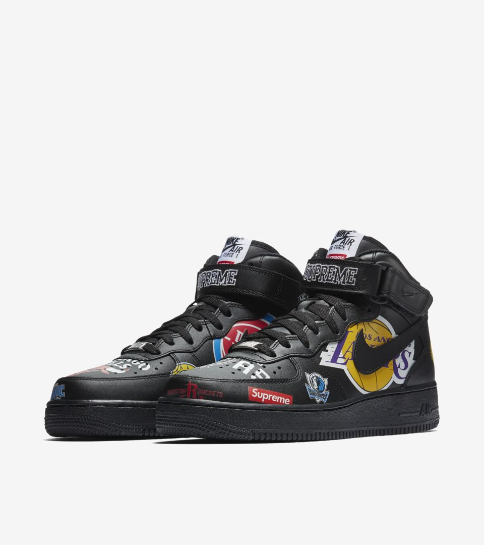 scarpe air force 1 nba
