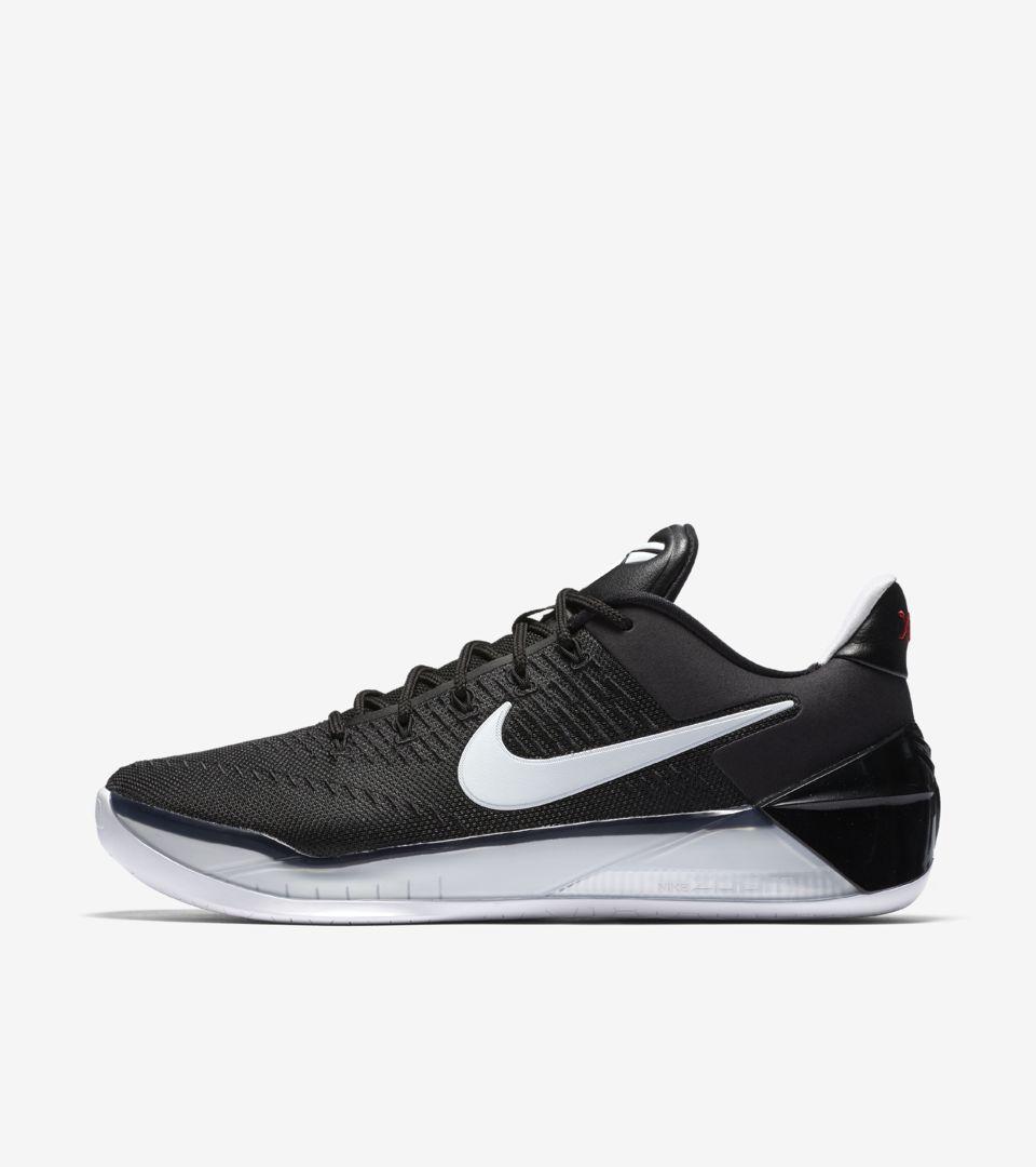 Nike Kobe A.D. 'Black & White' 2016. Nike SNKRS