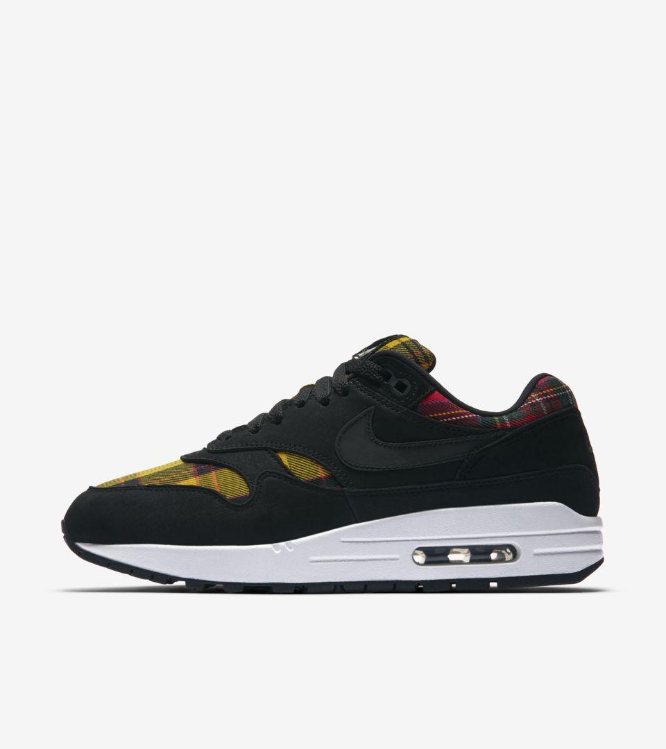 Nike Air Max 1 SE Tartan