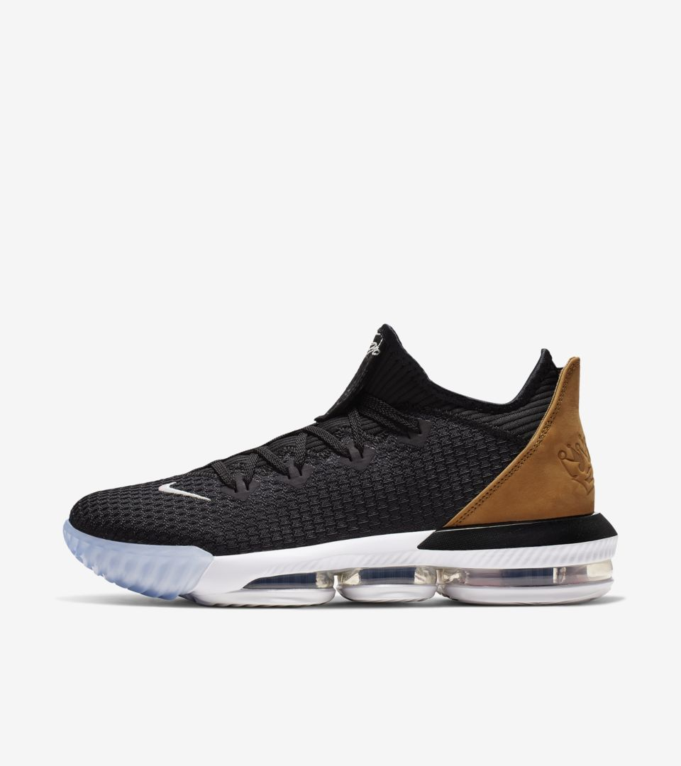 Nike LeBron 16 Low 'Soundtrack' Release Date