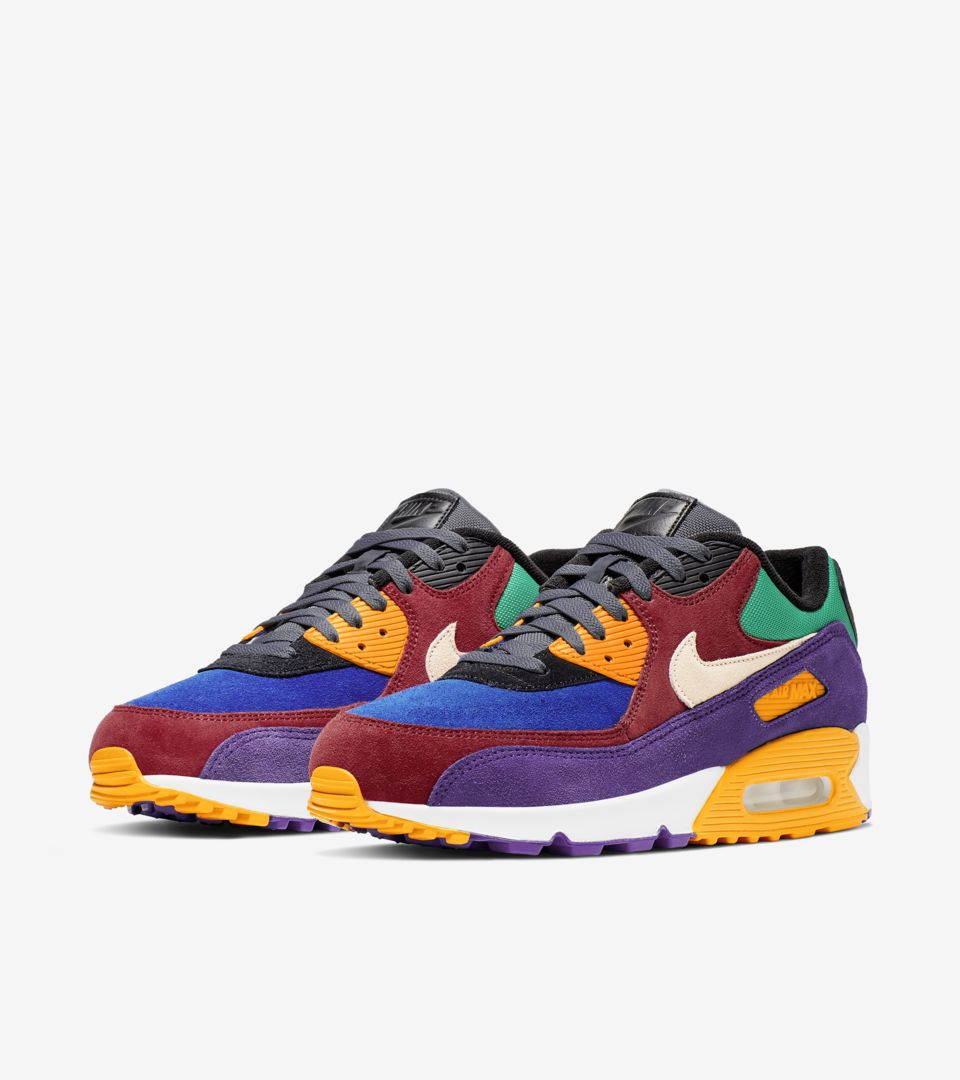 Air Max 90 'Viotech' Release Date. Nike SNKRS MY