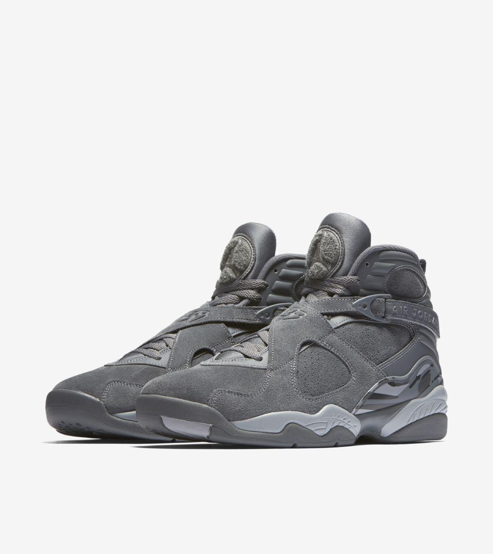 Air Jordan 8 Retro 'Cool Grey' Release Date