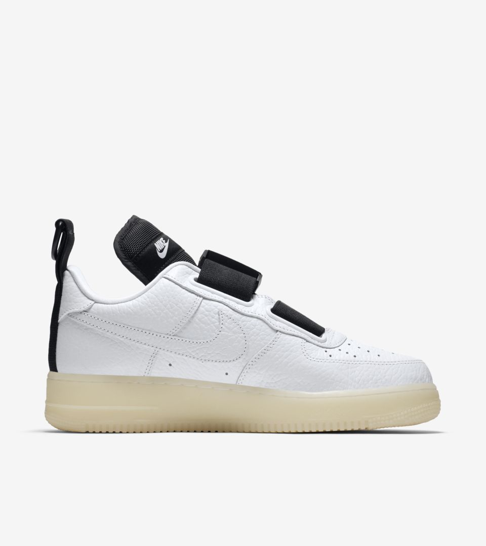 air force 1 utility gialle