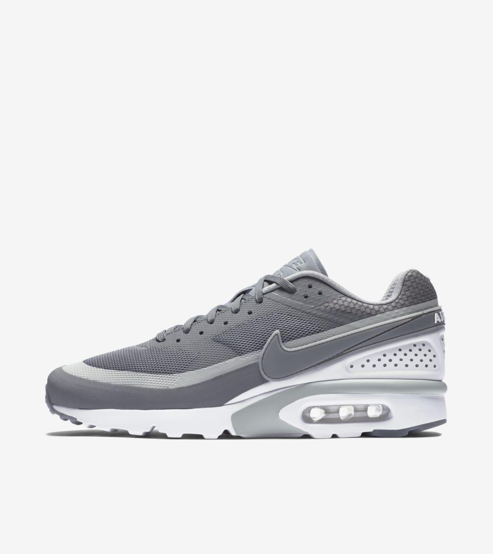 Nike Air Max BW Ultra 'Grey & White' Release Date