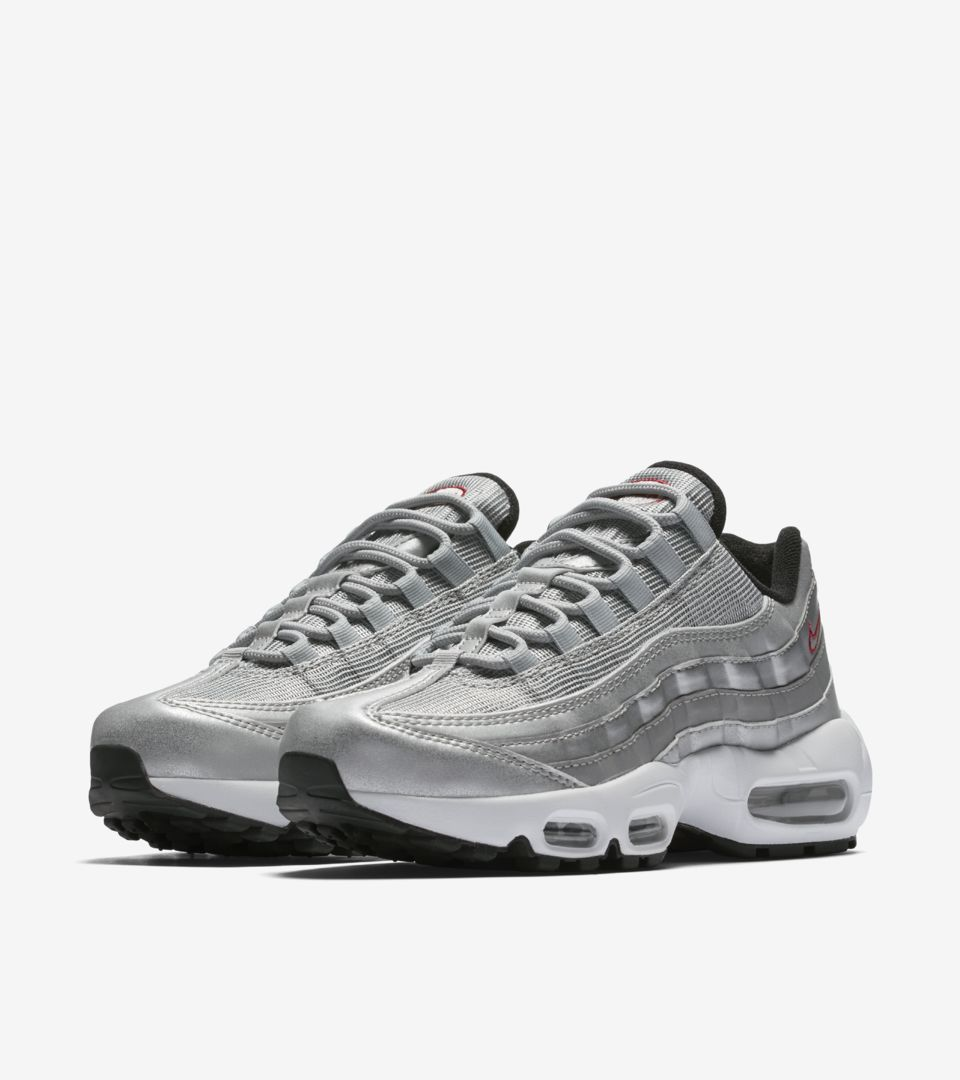 scarpe ragazza nike silver