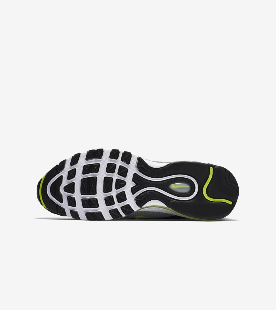 Nike Air Max 97 OG 'Black/Volt' Release Date. Nike SNKRS GB