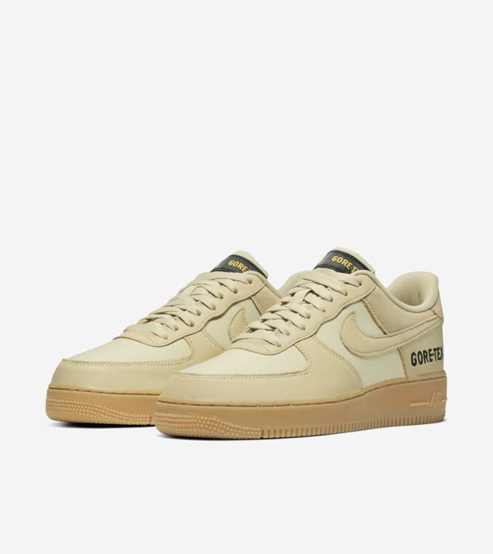 Air Force 1 Low GORE-TEX 'Team Gold' Release Date. Nike SNKRS SG