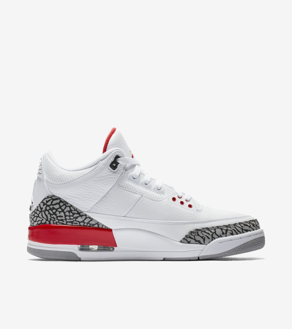Air Jordan 3 'Hall of Fame' Release Date. Nike SNKRS
