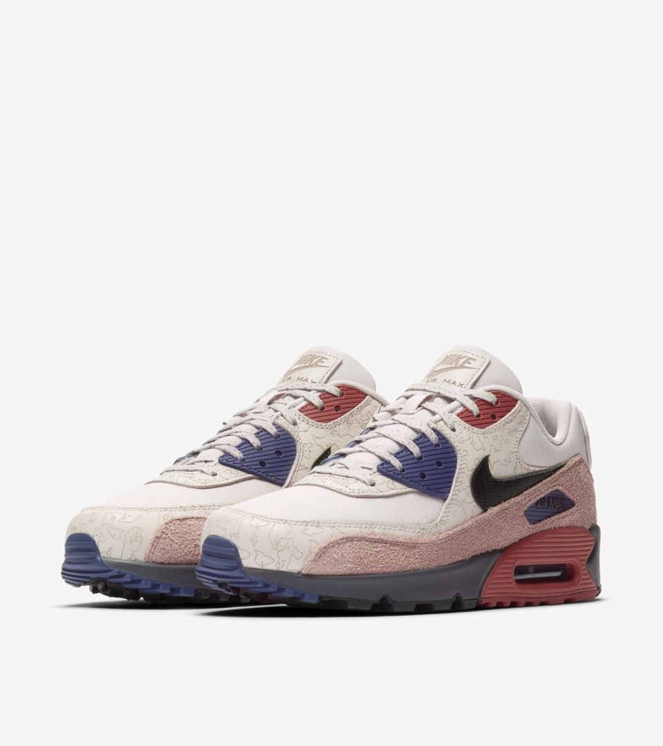 Air Max 90 'Camowabb' Release Date. Nike SNKRS IN