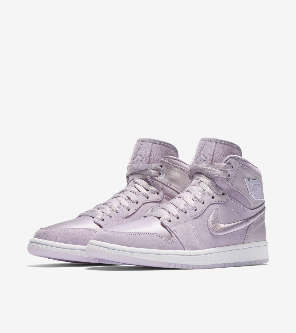 Women's Air Jordan 1 Retro High 'Barely Grape' Release Date