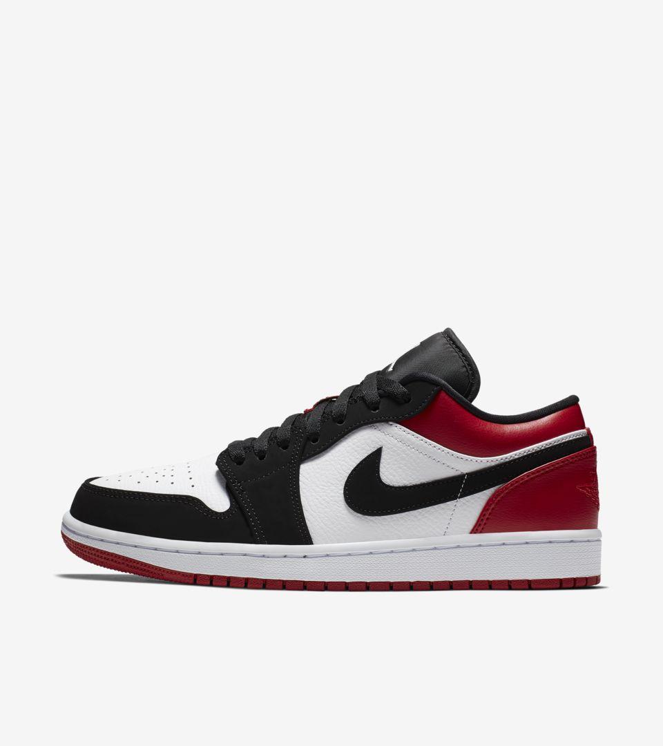 Air Jordan 1 Low 'Gym Red' Release Date. Nike SNKRS IN