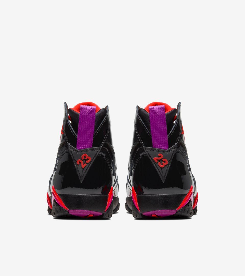 Air Jordan 7 Retro 'Black Gloss' Release Date. Nike SNKRS