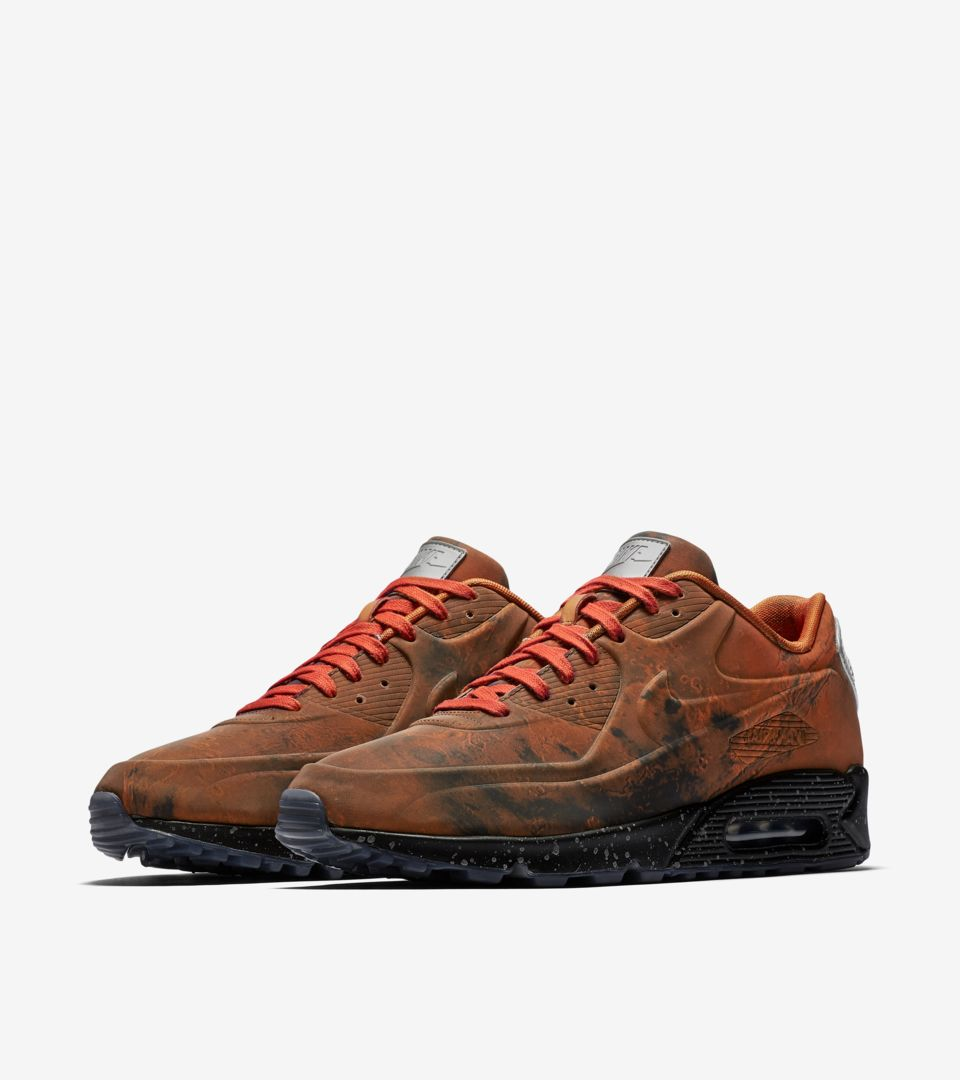 Air Max 90 'Mars Landing'. Nike SNKRS