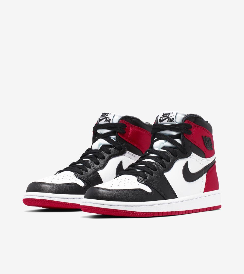 Women's Air Jordan I 'Black Toe' Release Date