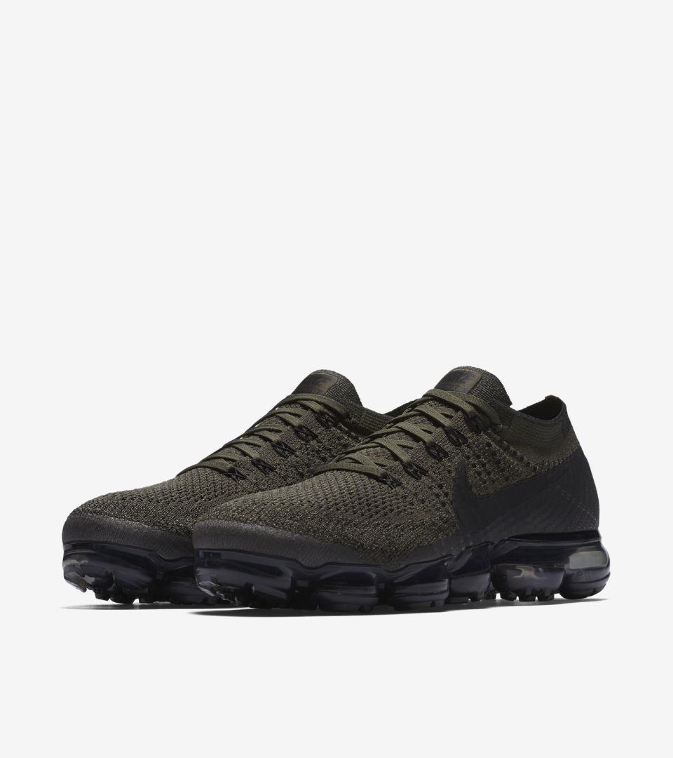 Date de sortie de la Nike Air Vapormax « Cargo Khaki & Black »