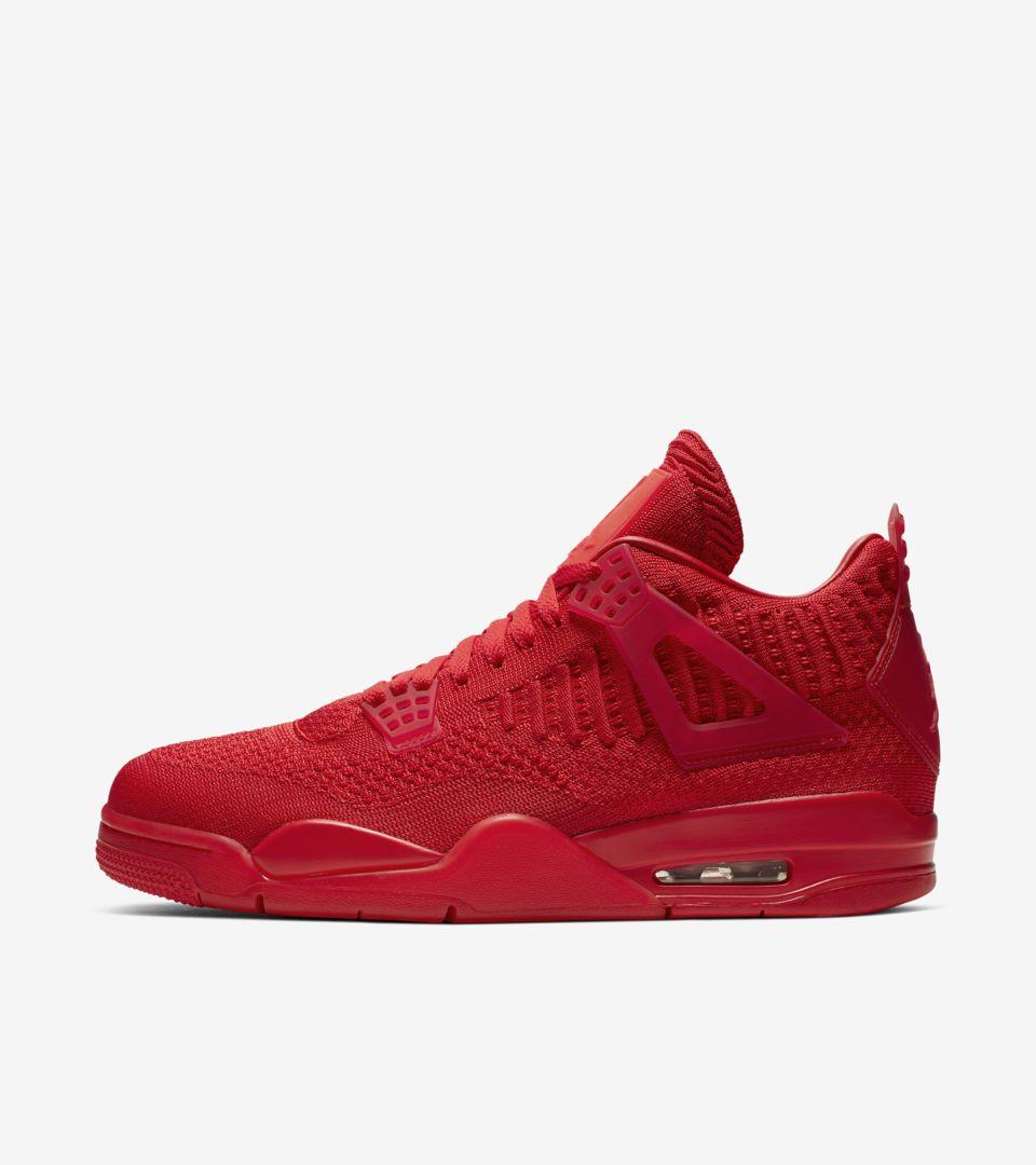 Air Jordan 4 'Flyknit' Release Date. Nike SNKRS