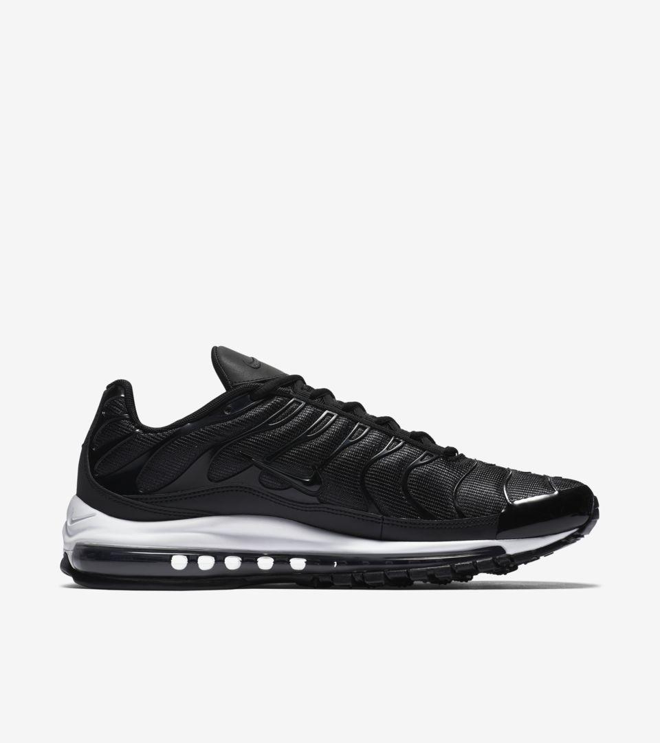 Nike Air Max 97 Plus 'Black & White' Release Date. Nike SNKRS GB