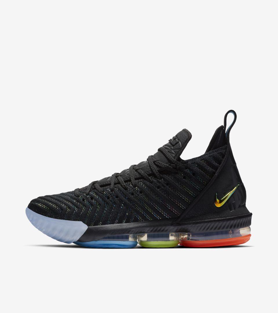 Nike LeBron 16 'I Promise' Release Date. Nike SNKRS