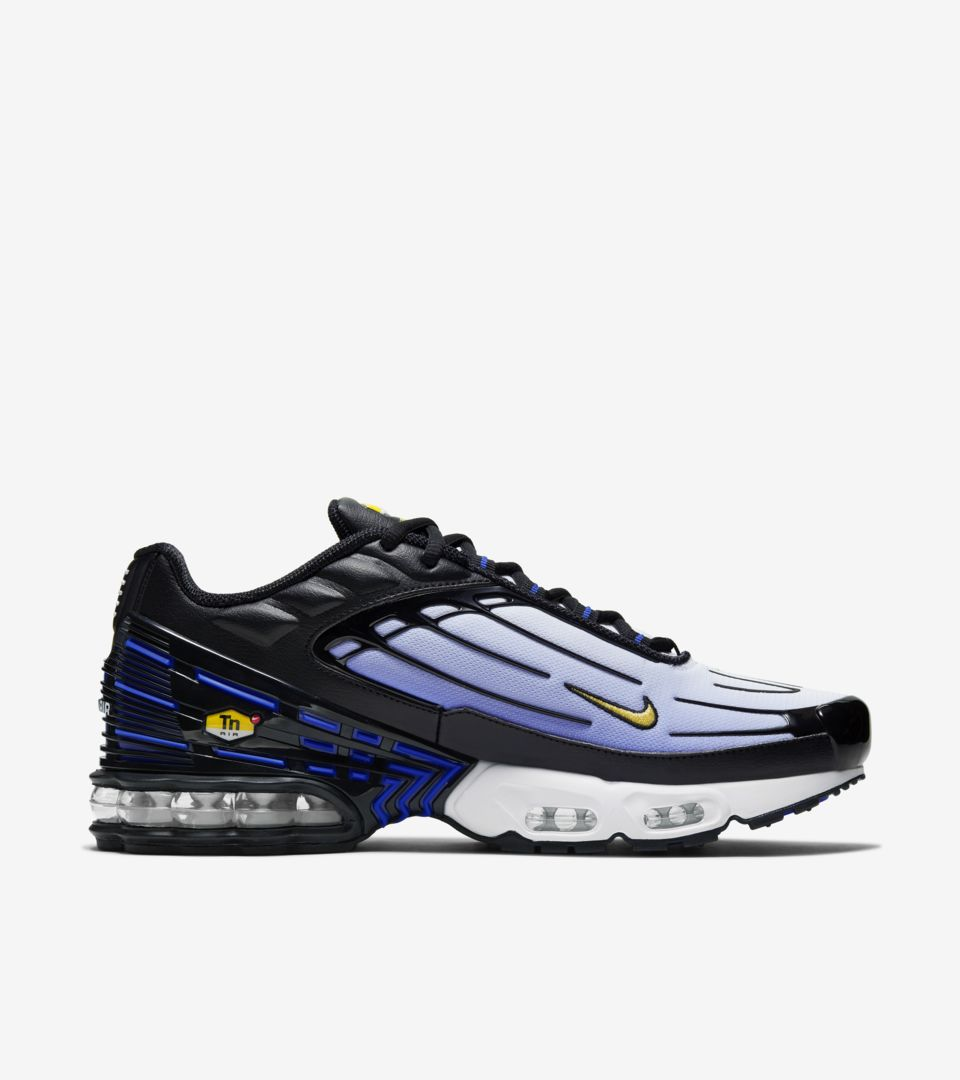 Air Max Plus 3 'Blue Speed' Release Date. Nike SNKRS GB