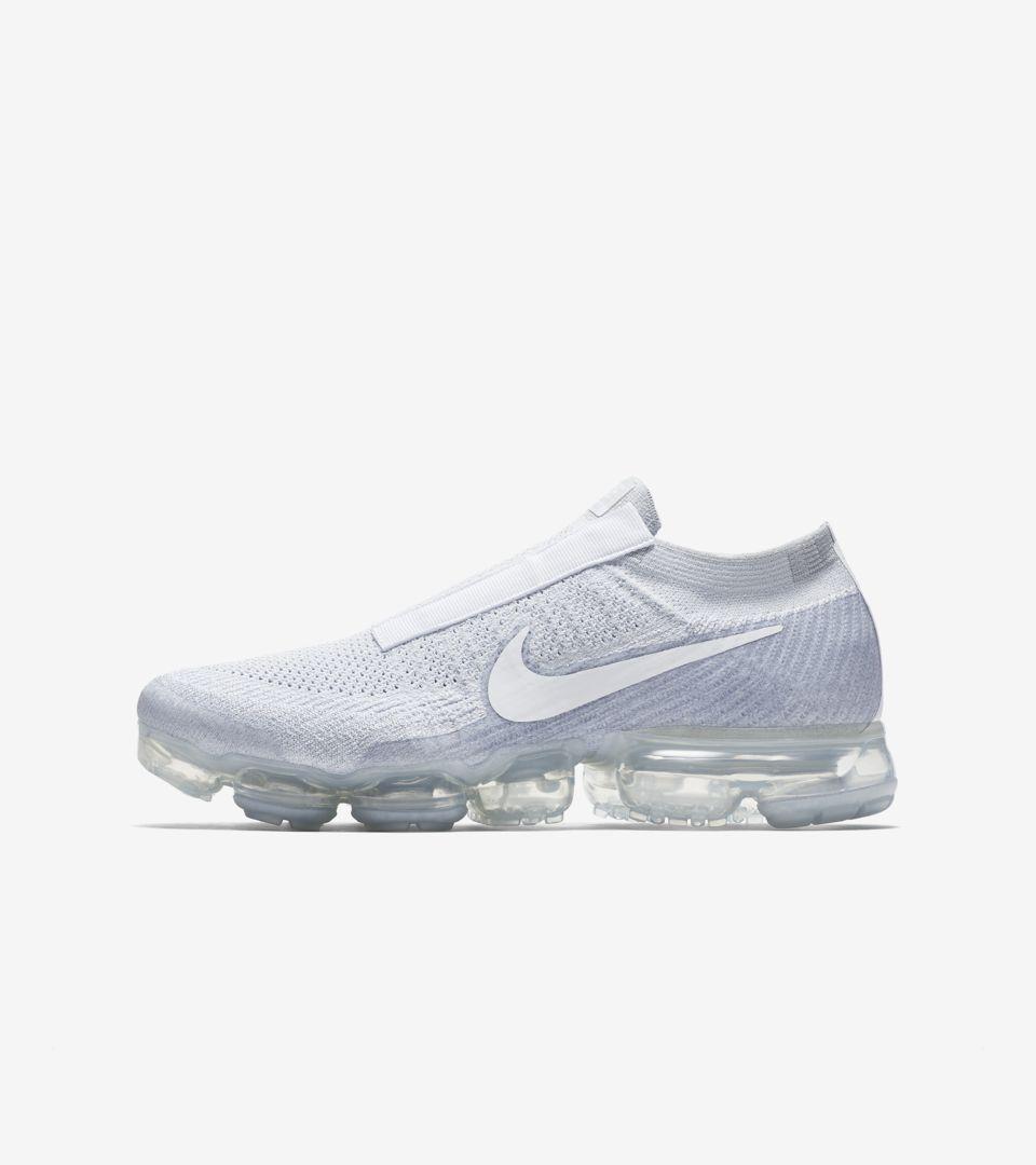 Date de sortie de la Nike Air VaporMax « Pure Platinum & White ...