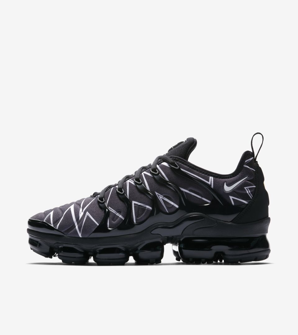 Date de sortie de la Nike Air Vapormax Plus « Black & White ...
