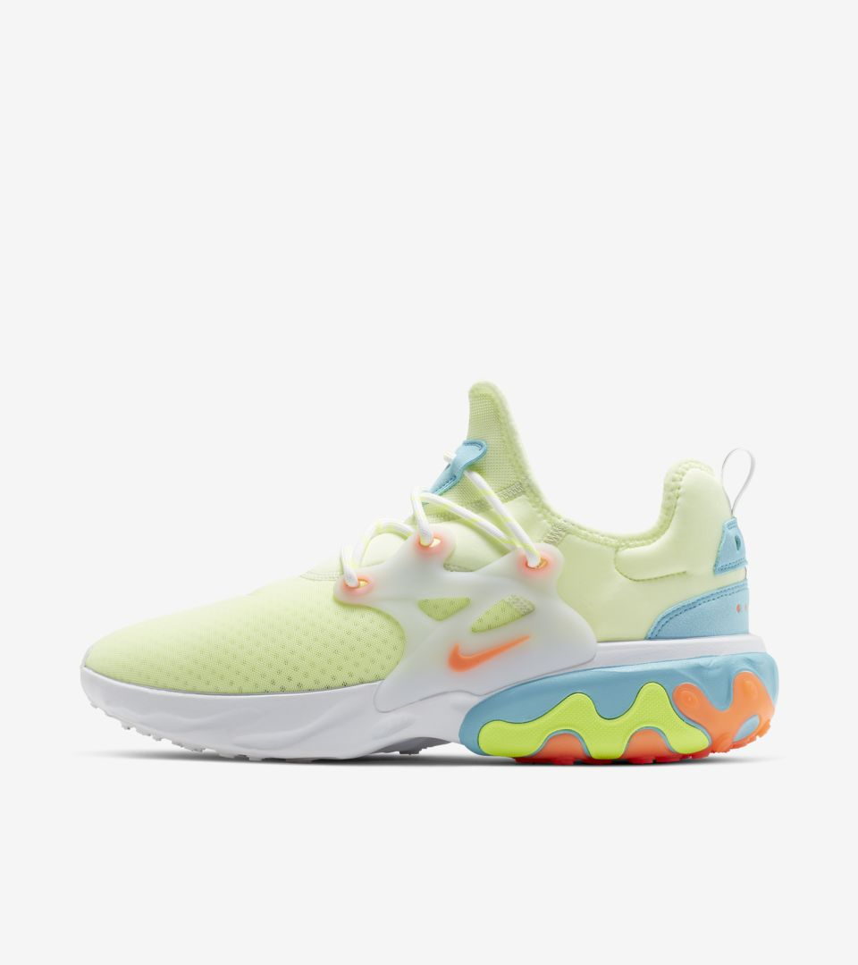 React Presto 'Psychedelic Lava' Release Date. Nike SNKRS