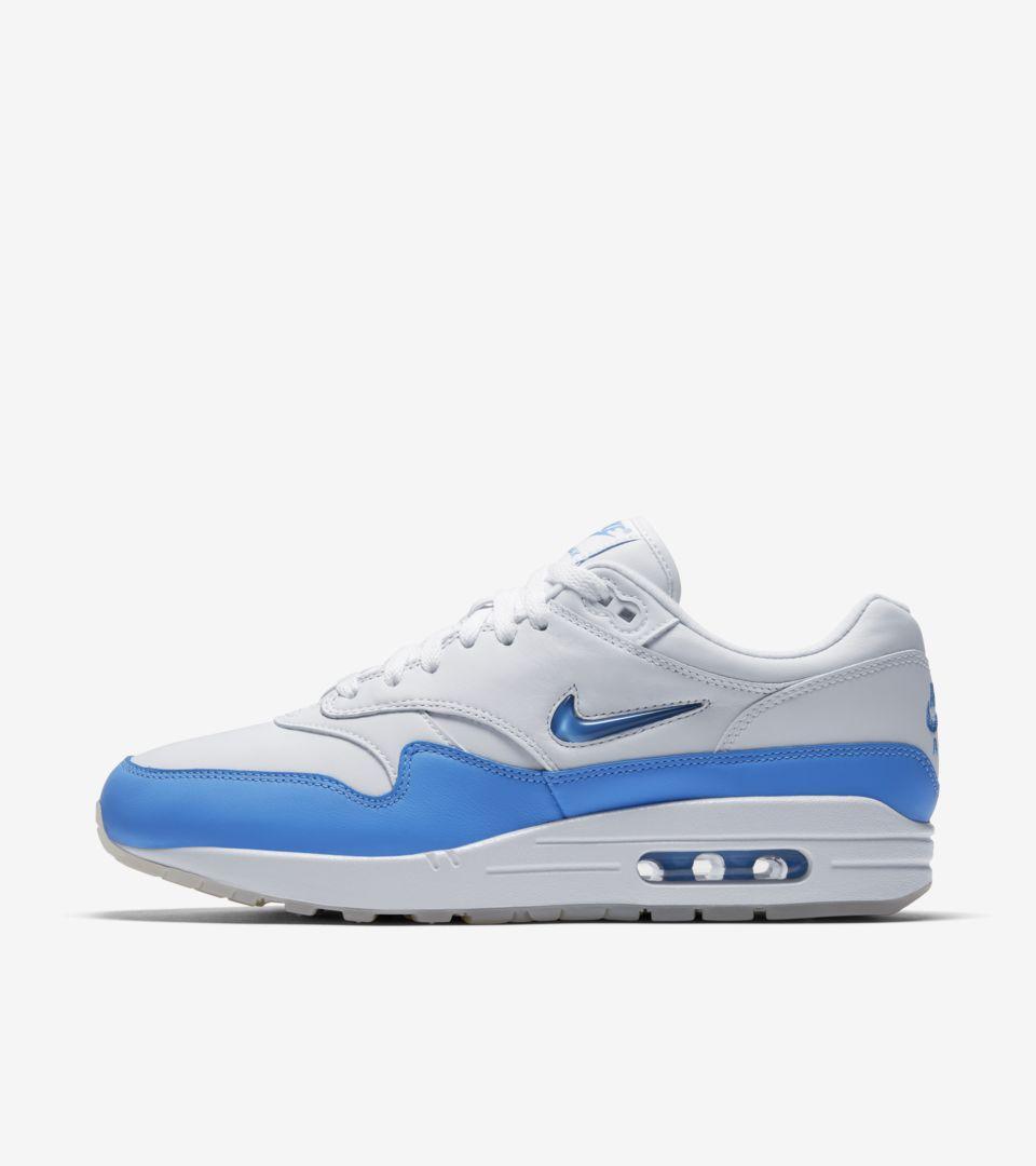 air max 1 blu